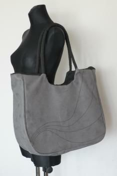 Bag in three sizes - pattern & tutorial (in polish, but you can select language)