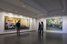 JEFF WALL - Tableux Pictures Photographs 1996-2013 | Louisiana Museum of Modern Art | Artsy