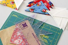 This looks like fun! Hand Pieced: A Quilt Along with Simple Handmade Everyday and Elm Street Quilts