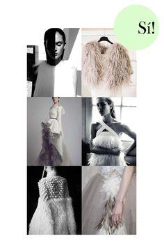 www.sialsiquiero.com sí al sí quiero, boda, blog de bodas, inspiración, novia, invierno, plumas