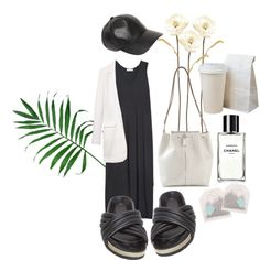 Hello Spring by xxlinaxx on Polyvore featuring polyvore, fashion, style, Reed Krakoff, Isabel Marant, The Row, Calvin Klein, Shabby Chic and Chanel