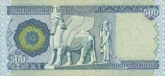 Iraqi Dinar In 500 UNC Notes – Buy Iraqi Dinar Here