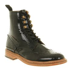 ROSE BROGUE LACE BOOT