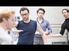 Picture exclusive: Inside the Royal Ballet's controversial production of Frankenstein