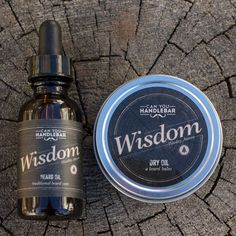 I occasionally like to use Wisdom Beard Oil in the morning and Wisdom Dry Oil at night. Do you use them together or do you keep them separated? . . . .  #TheBeardMentor #Moustached #MoustacheStyle #MoustacheLove #HandlebarMoustache #MoustacheWax #Moustaches #EverydayCarry #EverydayConsiderations #BeardOilBrush #BeardBrush #BeardBalm #SecondaryMoustacheWax #BeardCareProducts #MadeInAmerica #BeardOil #BeardCare #MoustacheCare #CanYouHandlebar #CYHB