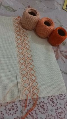Discover thousands of images about Embroidery floral border patterns ideas Hand Embroidery Design Patterns, Hand Embroidery Flowers, Free Swedish Weaving Patterns, Broderie Bargello, Clutch Bag Pattern, Swedish Embroidery, Monks Cloth, Quilt Binding, Loom Patterns