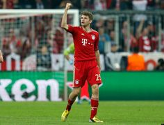 Thomas Müller: man of the match. Better than Messi :)
