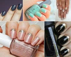 manicures for short nails