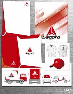 Plataforma de branding para empresa de seguridad perimetral