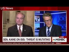 Sen. Tim Kaine Admits Obama Has No Working Comprehensive Strategy In Syria | US News