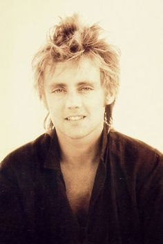 I think this beautiful British man deserves a pin on my beautiful British men board. Roger Taylor, drummer and back-up vocalist of the iconic British rock band, Queen.