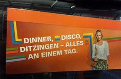 Dinner, Disco, Ditzingen - alles an einem Tag - Mit diesem Slogan bewirbt der VVS momentan sein Tagesticket. Die Twitter-Gemeinde nutzt dies als Steilvorlage und präsentiert ihre persönlichen Tagesabläufe. Der VVS will nun die zehn besten Sprüche auf T-Shirts drucken.