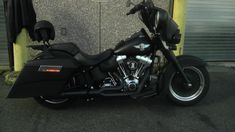 Reckless fairing on my Fatboy Lo - Harley Davidson Forums Harley Davidson Forum, Harley Davidson Chopper, Harley Davidson Street, Harley Davidson Motorcycles, Harley Fatboy, Harley Bikes, Custom Cafe Racer, Hot Bikes, Baggers