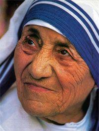 Corazón puro, Teresa de Calcuta (1910-1997)