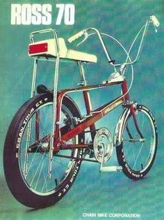 Loved this bike in the - it was the bosso nova! Velo Retro, Velo Vintage, Retro Bike, Vintage Bicycles, Old Bicycle, Old Bikes, Push Bikes, Chopper Bike, Bike Art