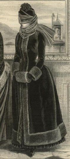 La Mode Illustree 1886