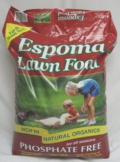Espoma ELF40 40Pound Organic All Season Lawn Food >>> Click image to review more details.