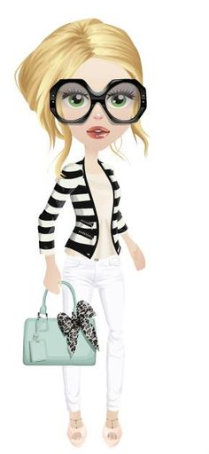 Stylish shopper :)