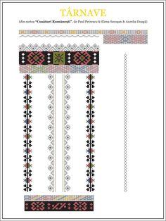 Folk Embroidery, Embroidery Stitches, Embroidery Patterns, Cross Stitch Patterns, Knitting Patterns, Wedding Album Design, Palestinian Embroidery, Pattern Art, Beading Patterns