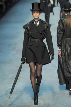 Hermes Fall 2010 Ready-To-Wear