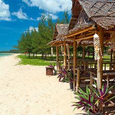 Beautiful Thailand Beach Huts Travel