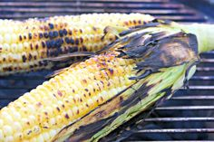 Grilled Corn on the BBQ #KingsfordFlavor #ad