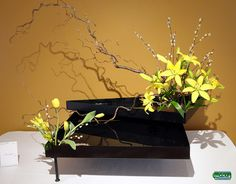 Ikebana International - 2011 - Dance with the Wind exhibition SC20110410 016 by fotoproze, via Flickr