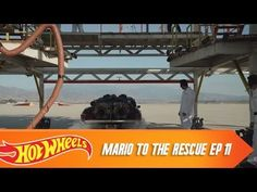 Team Hot Wheels: Mario to the Rescue - Episode 11 | Hot Wheels - YouTube