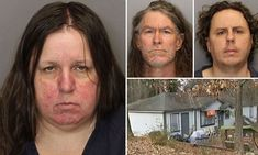 The boys aged 8, 12, 13 and 14 were taken into state custody January 4 after authorities found their Georgia home full of trash, lice and roaches.