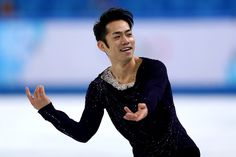 Daisuke Takahashi #Sochi2014 #FigureSkating