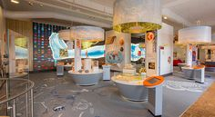 Permanent exhibition at the Swedish Museum of Natural History about evolution and the human as a mammal among others