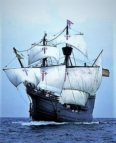 "Tall Ship ""Nao Victoria"" was a Spanish Carrack and First Ship to successfully circumnavigate the World."