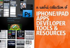 #MOBILE: Useful Collection of iPhone/iPad App & Web Developer Resources http://j.mp/xABgUh