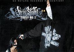 """Krijo Stalka """"Trust No 1"""" Poster#3 - NO RETURN-SHOP"""