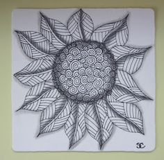 Tangled Ink Art: More Square One on Facebook