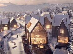 """5,247 Likes, 13 Comments - ᴀ ʀ ᴛ s ʏ ᴛ ᴇ ᴄ ᴛ ᴜ ʀ ᴇ. (@artsytecture) on Instagram: """"Active Village. By WXCA Design Studio  #artsytecture _______ Welcome to the page @artsytecture !…"""""""