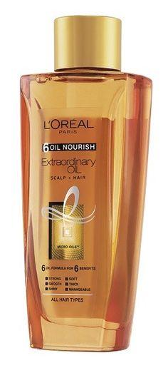Loreal Paris 6 Oil Nourish Extraordinary Oil Buy Online at Best Price in India: BigChemist.com