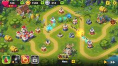 [모바일] Toy Defense Fantasy TD Strategy Game : 네이버 블로그