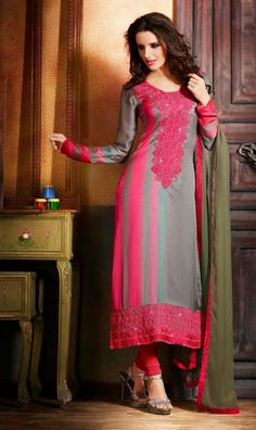 Download Images Of Different Color Combinations Of Shalwar Kameez Suits
