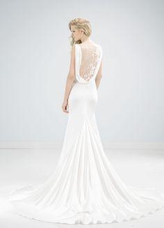 Bridal dress D6524