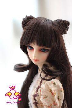 Wig for 1/3, BJD dollfie (Luts MSD DZ DOD) #16