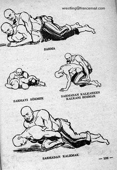 more Turkish wrestling