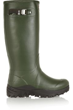 Shop Hunter Tall Snow Wellington Boots from stores. Hunter Original, Wellington Boot, Buckle Boots, Platform Boots, Tall Boots, Hunter Boots, Army Green, Rubber Rain Boots, Snow