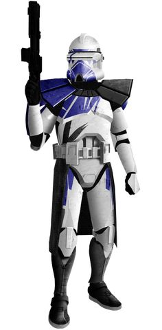The Trooper Evolution by Labj