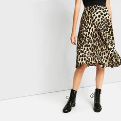 Image 1 of LEATHER LACE-UP ANKLE BOOTS from Zara