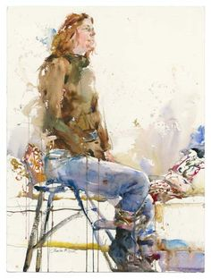 Charles Reid, American Watercolorist | Watercolor Masters of Today