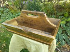 rustic wood and folk art creations Custom Furniture, Wood Furniture, Barn Wood, Rustic Wood, Cutlery Trays, Building Kitchen Cabinets, Primitive Painting, Everyday Items, Ketchup