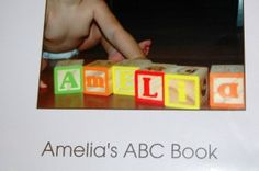 Personalize ABC book plus look for the free photo book deal from VistaPrint (just pay shipping)?