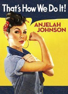 """""""Anjelah Johnson : That's How We Do It! DVD"""". Love the show, would love it on DVD"""