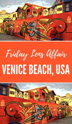 Venice Beach street art. Los Angels, US  Check out the story behind the picture! I know you are interested… #travelphotography #travel #photography #fridaylensaffairs #usa #unitedstates #venicebeach #la #losangeles